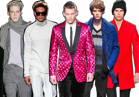 Moda para hombres desde Milán