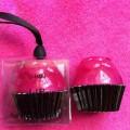 Maquillaje Victoria's Secret y brillos H&M