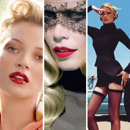 Las grandes en Vogue Agosto