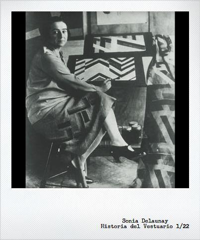 Sonia Delaunay: reconstruir la forma a través del color