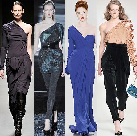 Fashion Rules: Como usar los asimétricos
