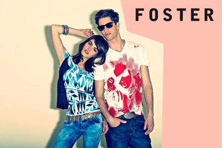 Foster: Primavera-Verano 2012