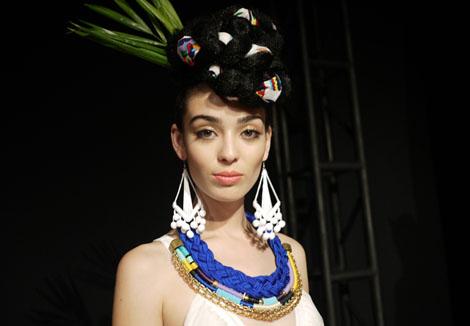 Mara Hoffman: tonos Mariachis para esta primavera 2012