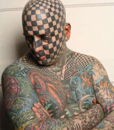 Tatuajes que se apoderan del cuerpo: Sí o No?