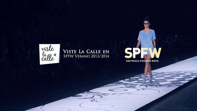 Juliana Jabour – VisteLaCalle en SPFW S/S 2014