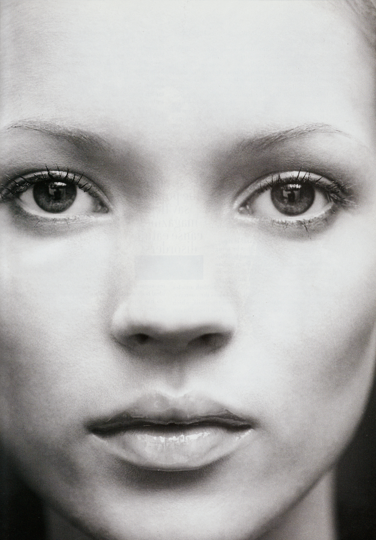 Kate Moss: Dos cosas