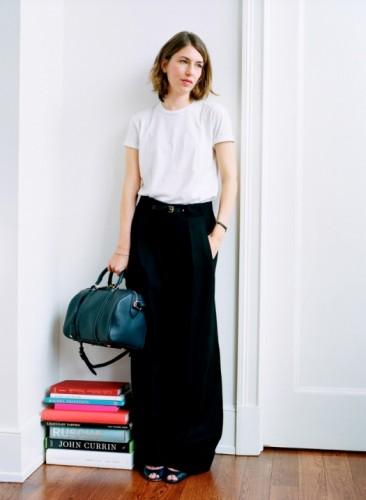 Sofía Coppola + Louis Vuitton