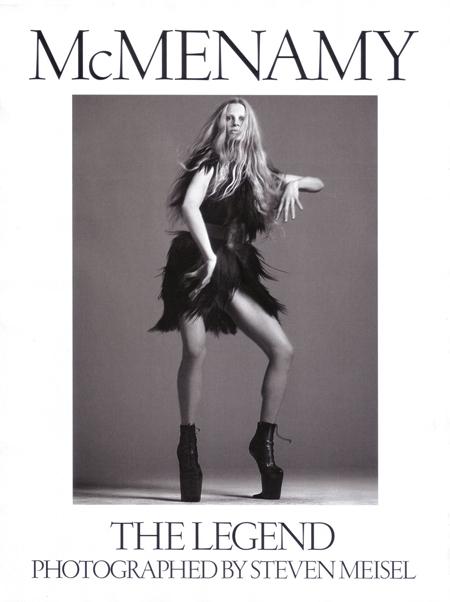 Supermodelos en Vogue Italia