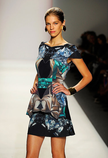 New York Fashion Week apertura: Michael Angel