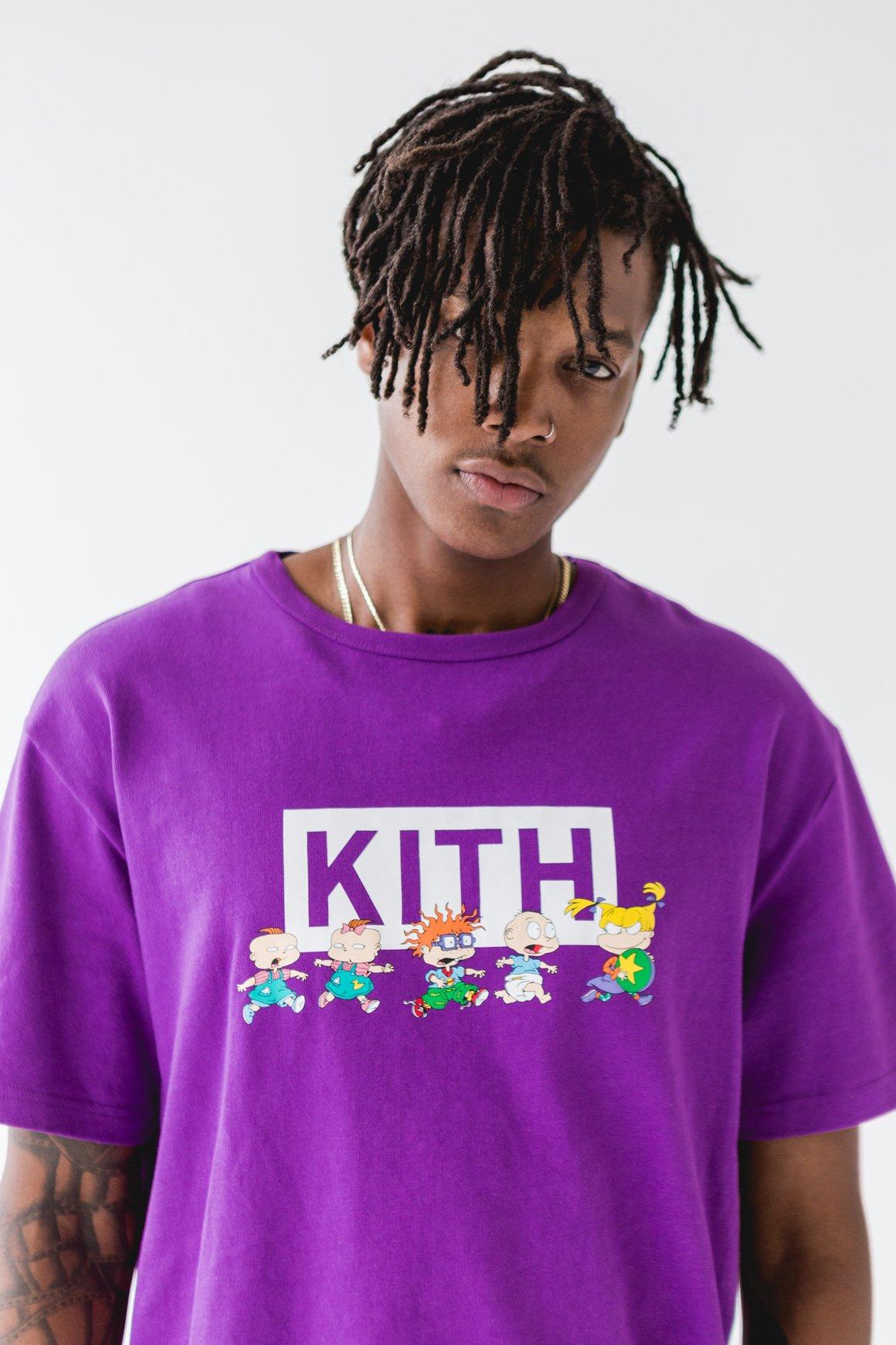 La colección de ropa de Kith que trae de vuelta a los Rugrats