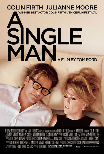 """A Single Man"" la película de Tom Ford"