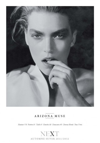Arizona Muse, la diosa de la temporada