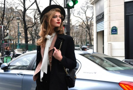 Street style favorito: Frida Gustavsson