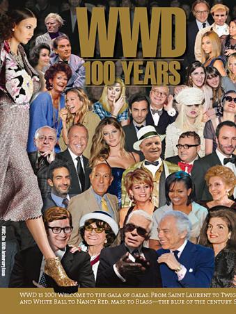 Aniversario Nº 100 de WWD