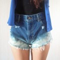 Shorts vintage & destroyed