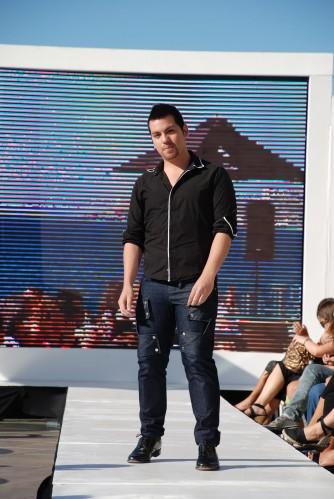 Ignacio Gallardo en Viña D Moda por VisteLaCalle