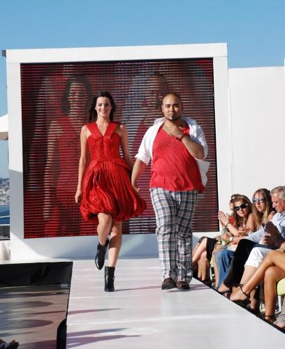 Paulo Méndez en Viña D Moda por VisteLaCalle
