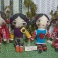 Muñecas trapito Fashion