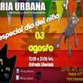 Feria Urbana Especial Día del Niño