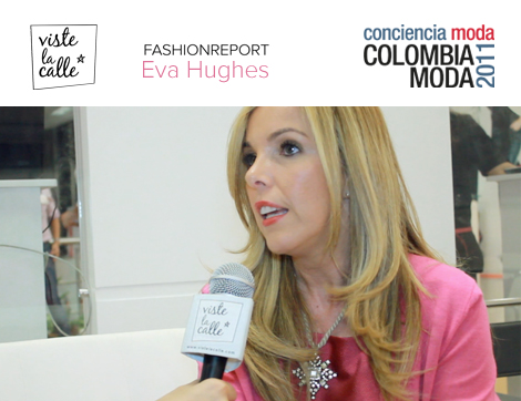 Fashion Report: Eva Hughes directora Vogue Latinoamérica y México