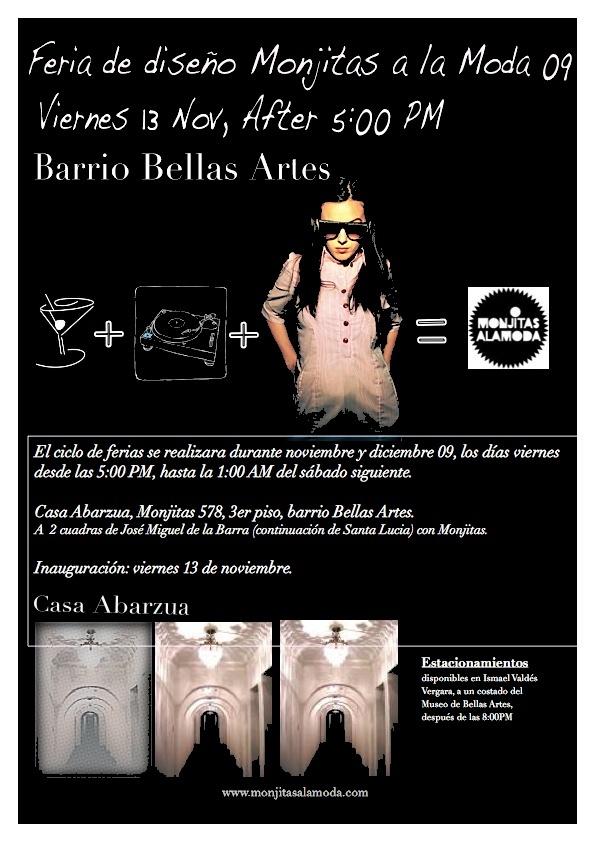 """Feria de diseño """"Monjitas a la Moda"""""""