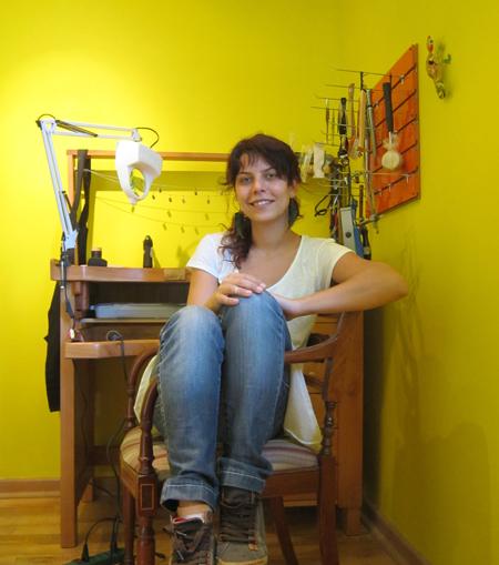 Entrevista VLC: Flavia Herrmann, Orfebre y Diseñadora