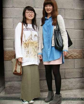 Jeongwoo Hong y Ahreum Song