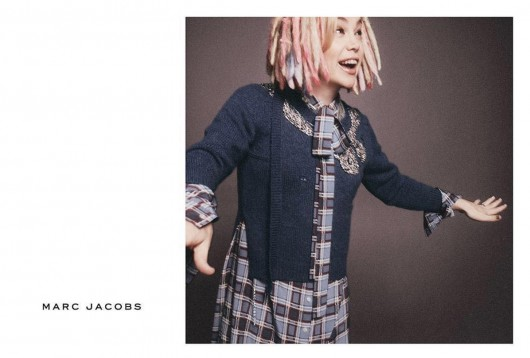 Marc Jacobs elige a la cineasta transgénero Lana Wachowski como rostro de su nueva campaña