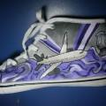 Puedes Imaginar – Zapatillas pintadas a mano