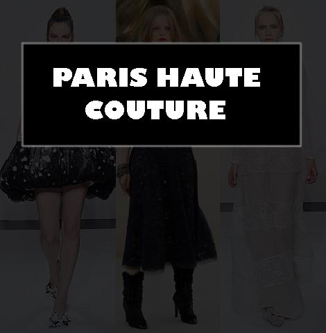 Paris Haute Couture: Chanel, Valentino y Elie Saab