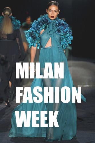 Milán Fashion Week: parte 1