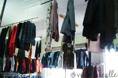 City Tour: ropa americana de Linares