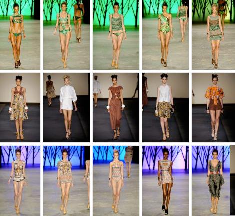 Fashion Río: Andrea Marques, Lucas Nascimiento y Triya