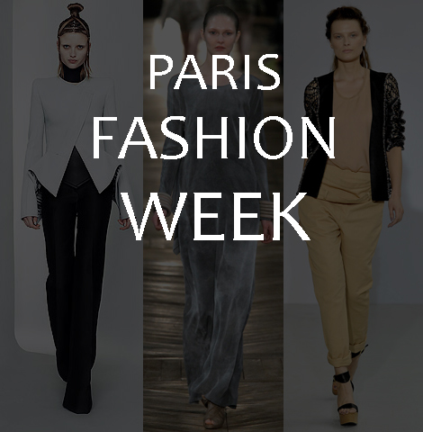 Paris Fashion Week: Gareth Pugh, Damir Doma y Anne Valérie Hash