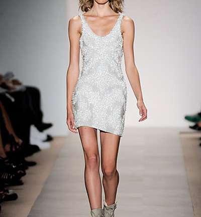 New York Fashion Week Día 4: Hervé Léger by Max Azria, Rebecca Taylor y Victoria Beckham