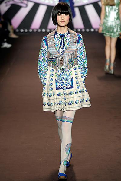 New York Fashion Week Día 7: Anna Sui y Proenza Schouler