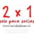 ENVIDIA 2 X 1