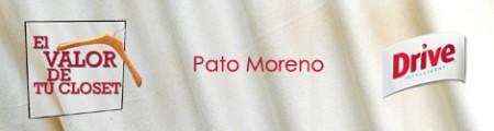 El valor de tu clóset: Pato Moreno