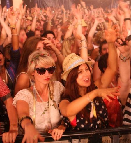 Música y moda: Glastonbury 2010