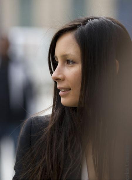 Mélanie Huynh, a la cabeza del estilo