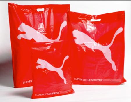 Puma y su bolsa inteligente