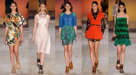 Sao Paulo Fashion Week: Triton, Joao Pimenta y Ronaldo Fraga