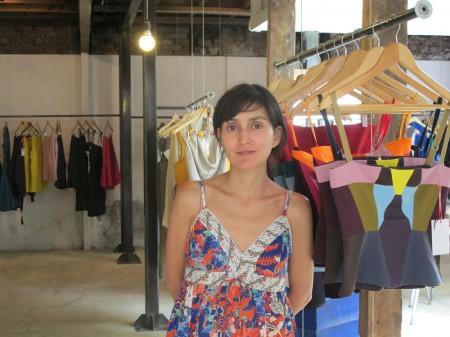 Entrevista a: Gabriela Farías de Hall Central