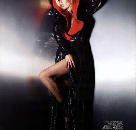 Kate Moss en todos lados