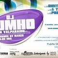 DIGITALROOM & TERTULIA PRESENTAN: UMHO EN VALPARAISO…B-DAY MARKO VILCHES