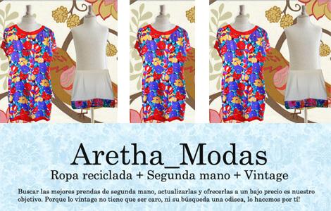 Aretha_Modas: nueva propuesta vintage