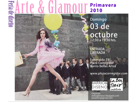 Feria de Diseño: Arte & Glamour