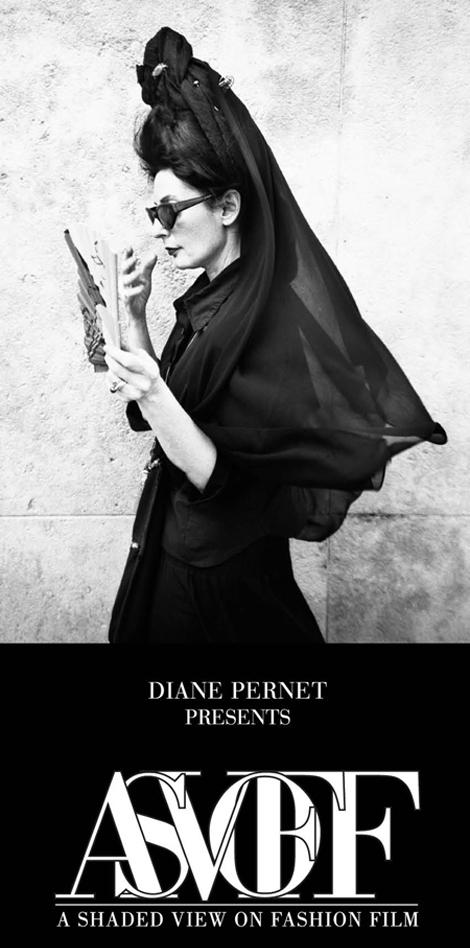 """Diane Pernet: Asvoff 2010 """"A shaded view on fashion film"""""""