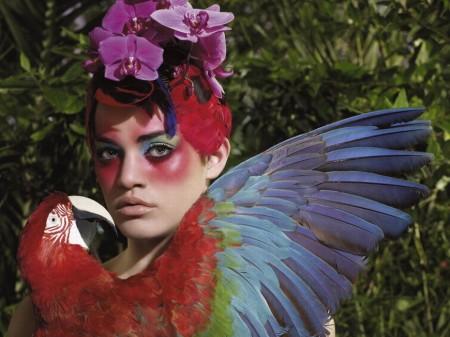 Aves del Paraíso por Gaby Herbstein