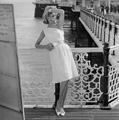 Jean Shrimpton, la princesa Mod